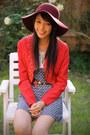 Red-vintage-jacket