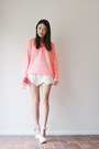 Bubble-gum-victorias-secret-pink-jumper
