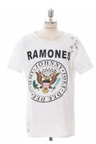 ramones punching t shirt