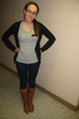 Forever-21-cardigan-forever-21-shirt-forever-21-jeans-gianna-boots