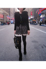 Zara-vest-ferragamo-belt-vintage-from-my-father-hat-urban-outfitters-boots