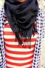 Red-forever-21-top-black-bdg-shirt-black-forever-21-jeans-black-nature-bre