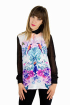 Bird of Paradise Blouse