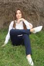 Oxfords-thea-visconti-shoes-white-bad-axel-shirt-white-no-name-scarf