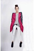 ruby red banggoodcom coat