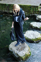 Primark skirt - Zara jacket