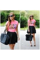 la pantera lola t-shirt - Choies sunglasses