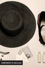 Urban Outfitters shoes - woven floppy Urban Outfitters hat