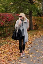 heather gray asos jacket - heather gray Sigerson Morrison shoes