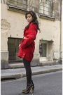 Red-harputs-own-coat-black-proenza-schouler-shoes