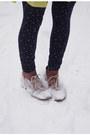 Rainbow-scarf-boots-zigzag-dress-coat-sweater-floral-leggings
