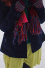 Rainbow-scarf-boots-zigzag-dress-coat-sweater-floral-leggings