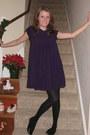 Deep-purple-forever21-dress-black-target-tights-black-patent-rackroomshoes-f