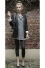 Black-h-m-blazer-gray-mango-dress-black-h-m-leggings-black-dunnes-store-ba