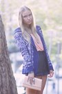 Blue-paisley-zara-jacket-black-from-japan-shoes-peach-vintage-bag