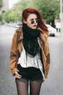 Dark-brown-vintage-jacket