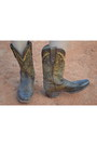 Forever-21-belt-tony-lama-boots-charlotte-russe-dress-louis-vuitton-bag