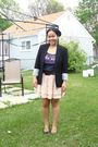 Black-suzy-shier-blazer-purple-old-navy-top-brown-sirens-belt-beige-h-m-sk