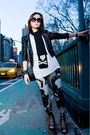 Black-h-m-jacket-black-barneys-new-york-scarf-white-h-m-pants-black-vivien