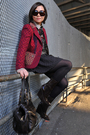 Red-blazer-brown-31-phillip-lim-vest-brown-botkier-accessories-brown-chris