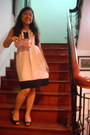 Dress-sanrio-bag-black-slingback-cole-haan-pumps
