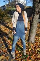 Topshop pants - Zara cardigan