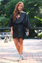 black Lemondrops dress