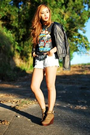 black Penshoppe jacket