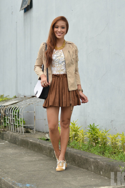 light brown Wrangler jacket