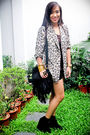 Blazer-brown-topshop-top-black-bought-online-shorts-black-topshop-shoes-