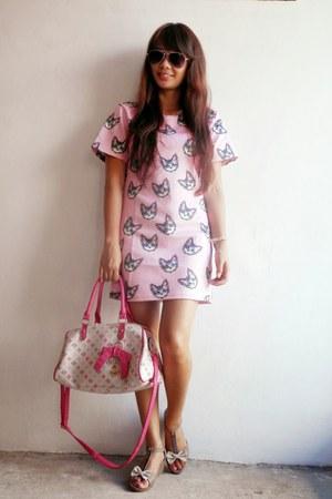 hot pink beste shop dress