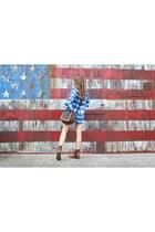 zappos Frye boots - Shop Impressions dress - zappos Frye purse