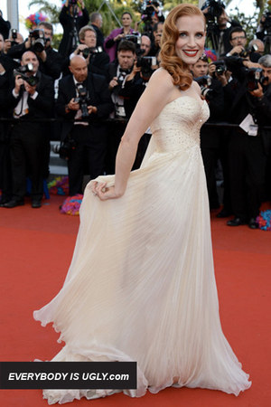 Ivory-giorgio-armani-dress