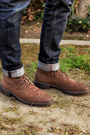 Carl-wingtip-1901-boots-doctrine-denim-jeans-faux-leather-levis-jacket