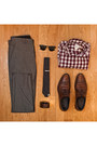 Alfani-shoes-lands-end-canvas-shirt-ray-ban-sunglasses-topman-pants