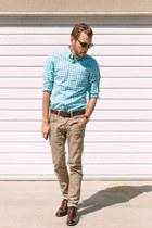 J Crew shirt - Steve Madden boots - H&M jeans - timex watch