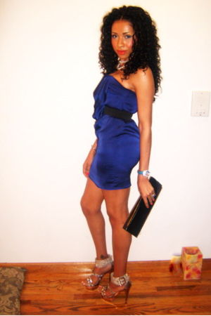 Forever 21 dress - Steve Madden shoes
