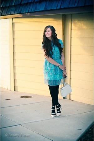 The Girl That Loves dress - AmiClubWear heels