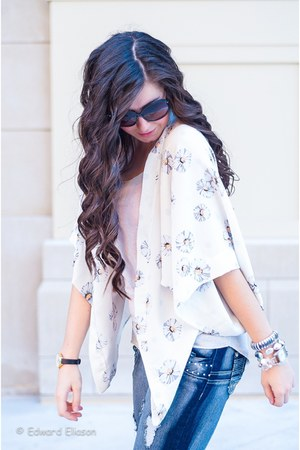 AmiClubWear jeans - Vivat Veritas top