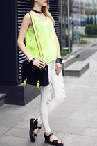 Neon Satchel Lovemartini Bags
