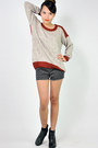 Rivet Knit Lovemartini Sweaters