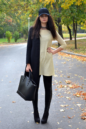 Vero Moda dress - Zara bag