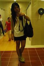 Celine - top - zarra boots - vintage - People R People -