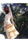 Ivory-crochet-piko-top-neutral-silk-chan-luu-skirt-anthropologie-accessories