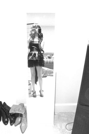 Zara top - H&M skirt