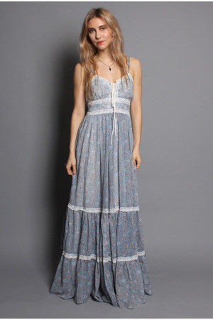 Gunne Sax dress