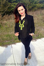 J-crew-bracelet-aldo-shoes-forever-21-blazer-tna-tights-tj-maxx-blouse