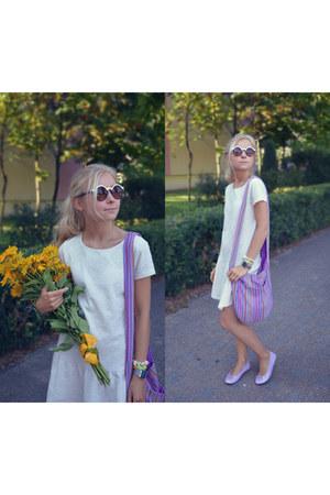 beige beige F&F dress