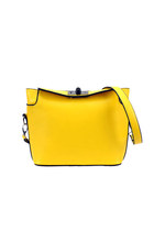 Candy Color Bucket Cross Body Bag