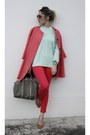 Zara-coat-gucci-bag-zara-heels-h-m-pants